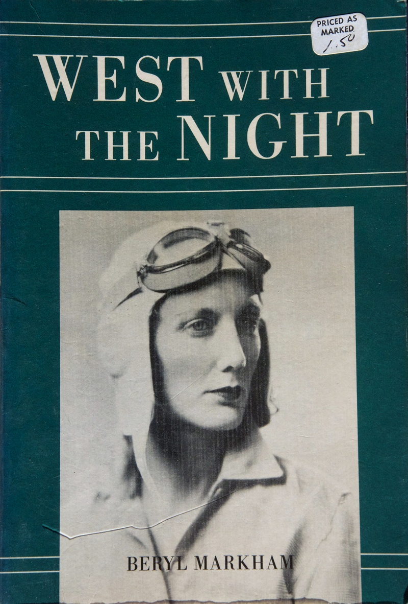 A Book Review Beryl Markhams West with the Night