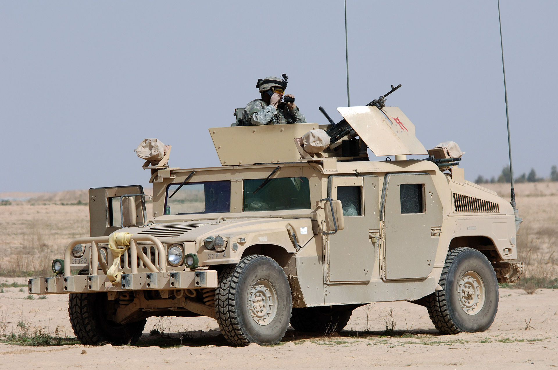 Would You f road in an Army Humvee Vehicles Finally fered on