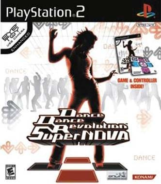 Download Free: DANCE REVOLUTION SUPERNOVA PS2