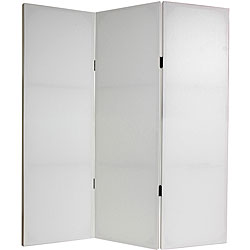Canvas Do It Yourself 4-foot 3-panel Room Divider (China)