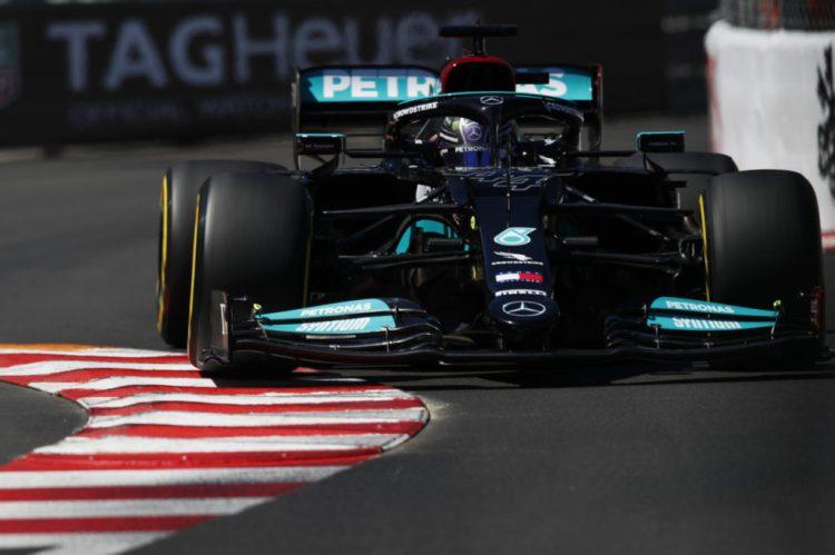 F1   GP Monaco 2021, Hamilton