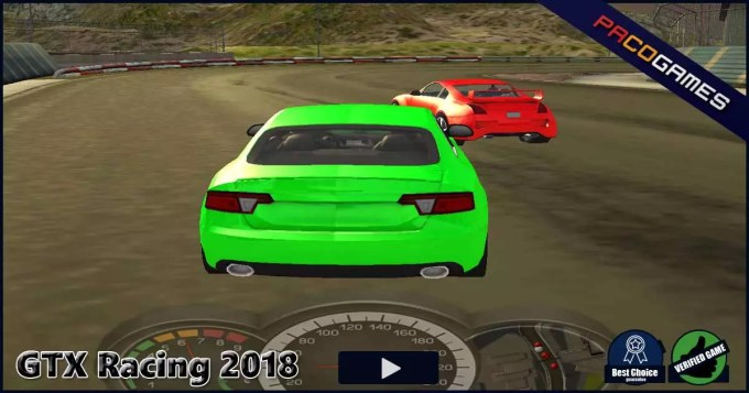 Gtx Racing 2018 Play The Game For Free On Pacogames