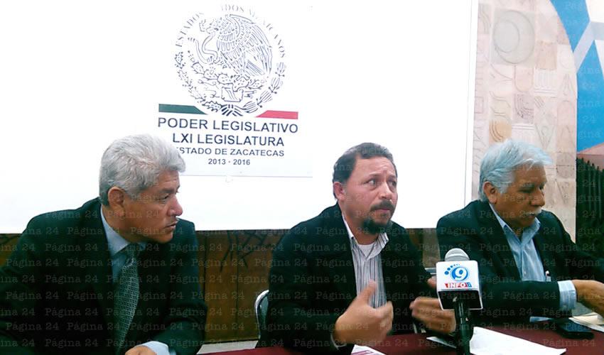 Alejandro Rivera Nieto: Se pagaron todos los adeudos, y se establecieron los acuerdos, aunque la autoridad estatal argumentó que el recurso es por parte de la Federación (Foto: Rocío Castro Alvarado)