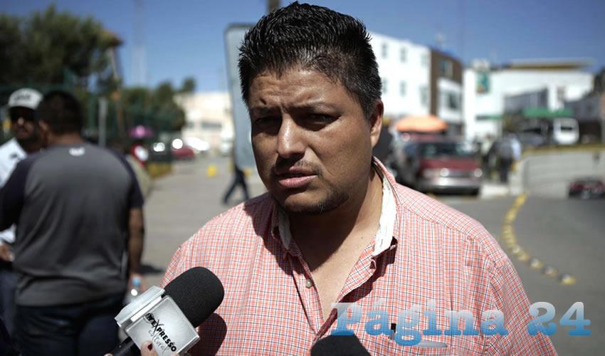 Víctor Hugo Montoya Gómez (Foto: Guillermo Moreno Valtierra)
