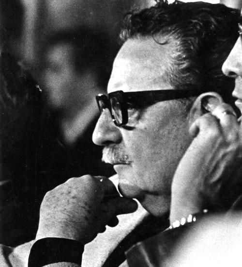 Salvador Allende (Foto: Archivo/Cuartoscuro)