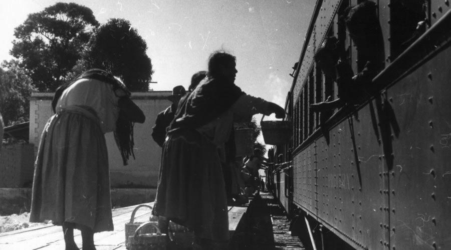 El tren trastocó la vida del México porfirista (Foto: Cortesía Museo Nacional de los Ferrocarriles Mexicanos)