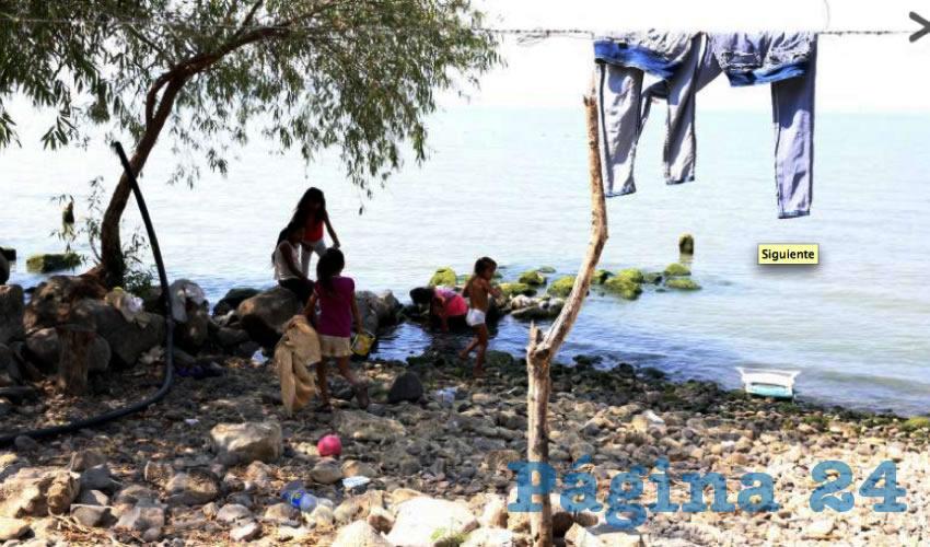 """Lo que ocurre en las poblaciones de Poncitlán aledañas a las partes más contaminadas del lago de Chapala """"es una contingencia epidemiológica, y si no hacemos nada, el número de pacientes que van a requerir diálisis o trasplante va ir en aumento"""", advirtió especialista de la UdeG/Fotos: Cortesía"""