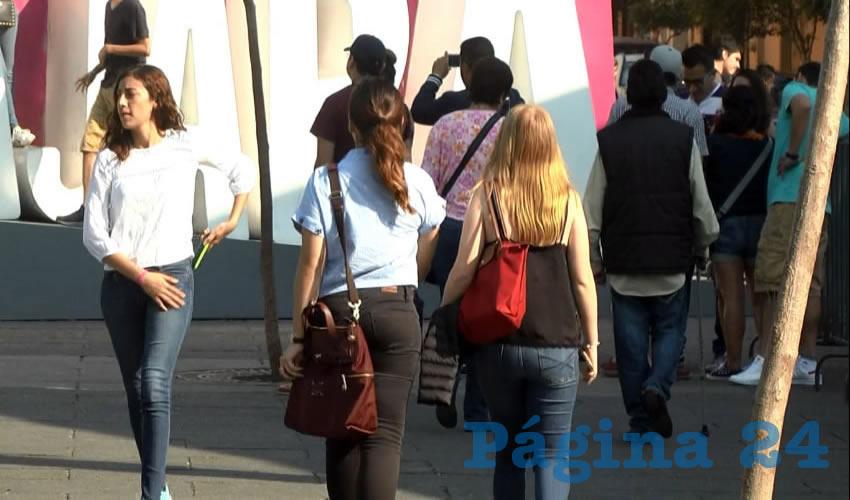 Una verdad incómoda: Según un estudio realizado por la UdeG, el 42 por ciento de las mujeres han sido perseguidas en la calle, 28 por ciento recibieron llamadas obscenas y agresiones sexuales/Foto: Francisco Andalón López