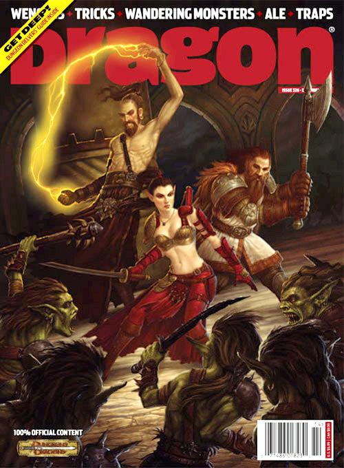 paizocom  Dragon Issue 326