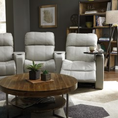 High End Living Room Furniture Warm Neutral Colors For Home Palliser Planning The Ultimate Theatre