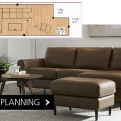 Living Room With Furniture Gray Wood Tile Floor Home Palliser A Link To Our Planner Tool