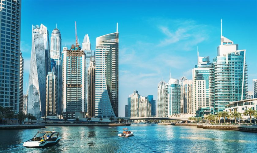 In this campaign, the videos seek to show Dubai in its most different facets