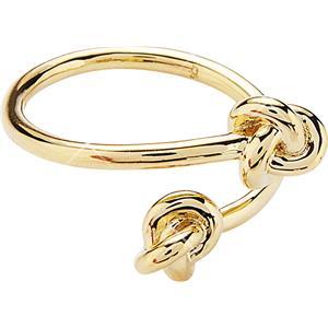 Ringe Ring Knoten Gelbgold von Gab  Ty by Jana Ina  parfumdreams