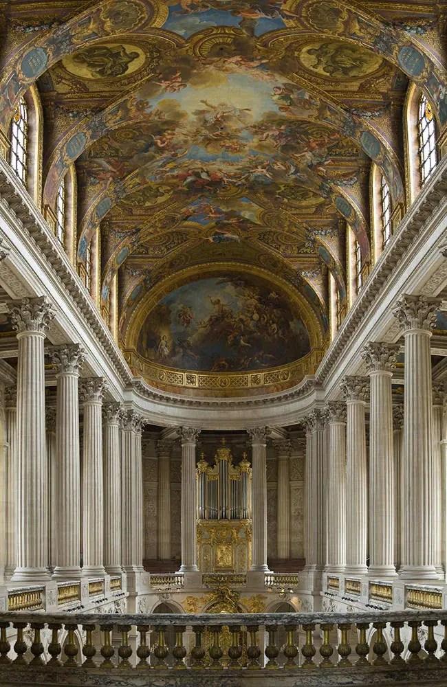 Catedral de Saint-Louis de Versailles: visita guiada - PARISCityVISION