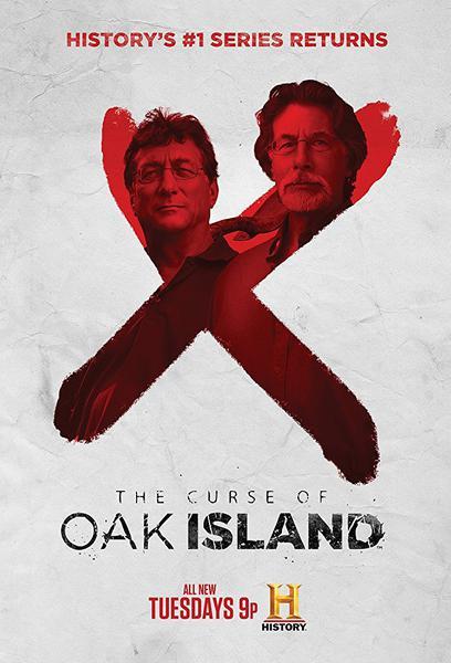 the curse of oak island history