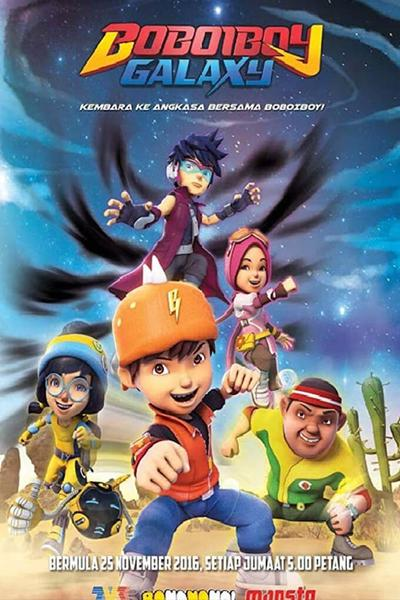 Download Video Boboiboy Galaksi : download, video, boboiboy, galaksi, Boboiboy:, Galaxy, (TV3):, Chile, Executive, Insights, Updated, Daily, Parrot, Analytics