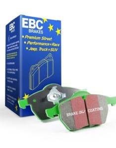 Ebc brakes greenstuff series sport brake pads also buyer   guide rotors kits service more rh partcatalog