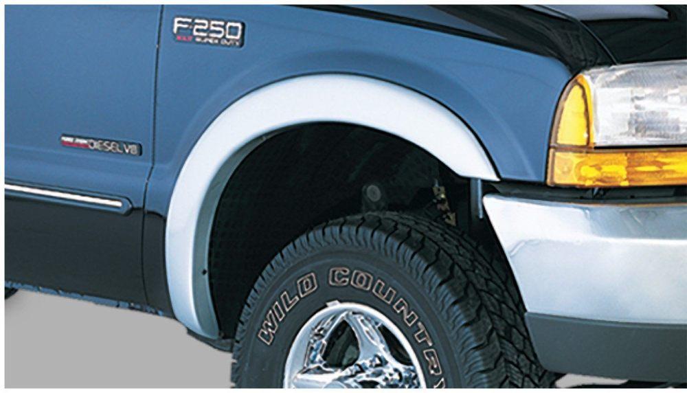 medium resolution of bushwacker fits f 250 super duty f 350 super duty 20504 02 street fender flares