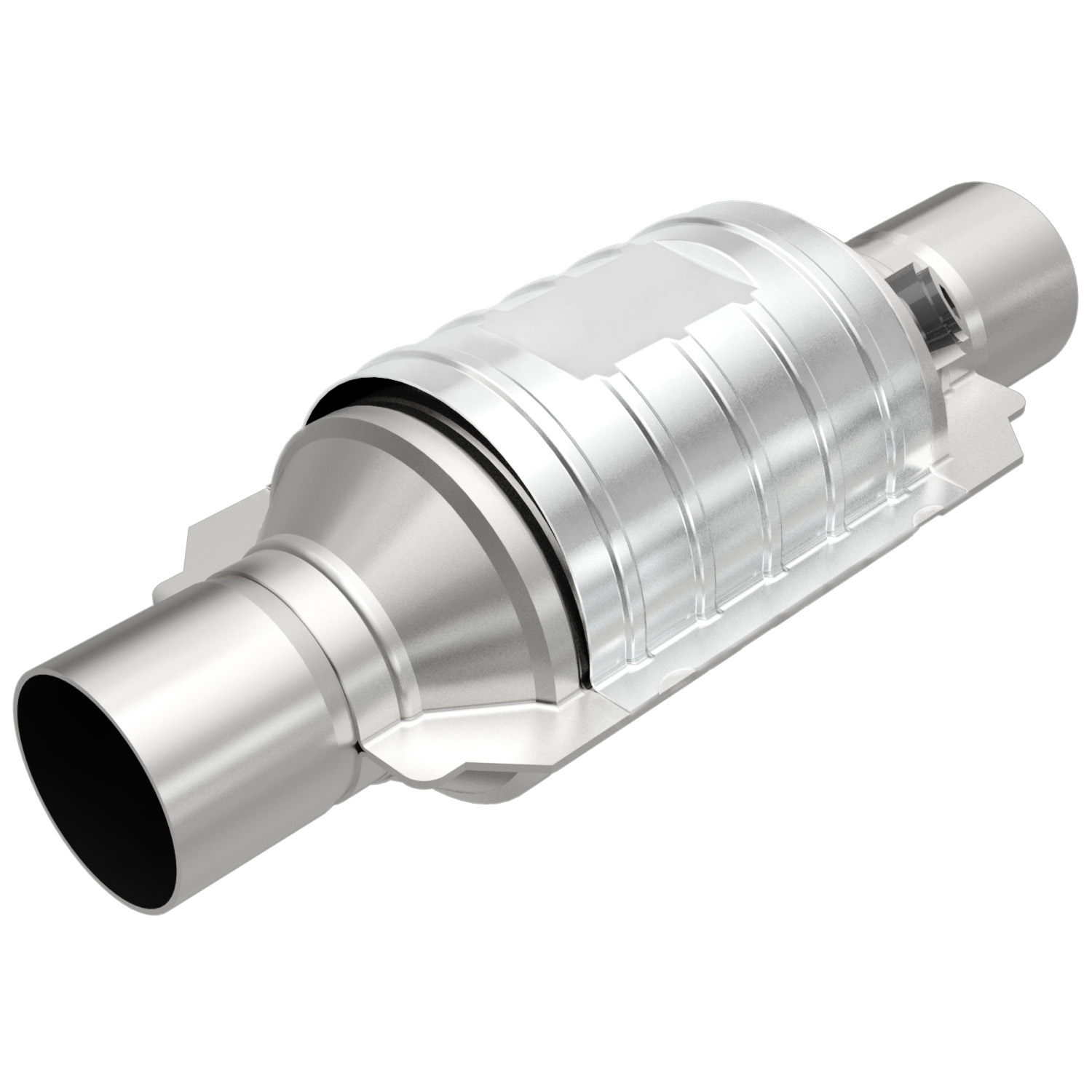 hight resolution of magnaflow universal hm grade federal catalytic converter free shipping
