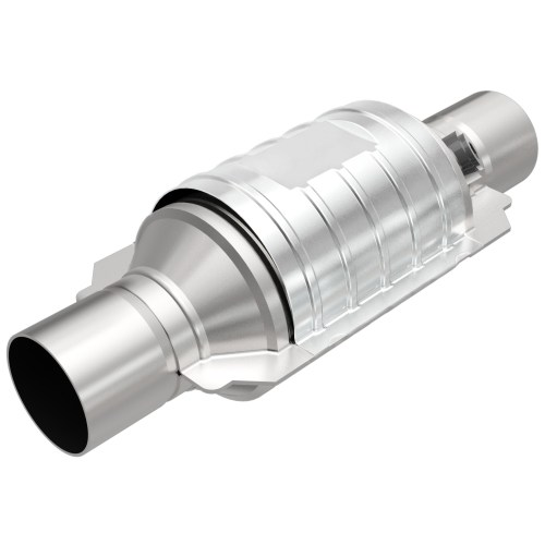 small resolution of magnaflow universal hm grade federal catalytic converter free shipping