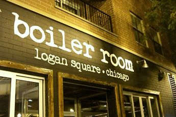 Boiler Room Logan Square Chicago  Party Earth