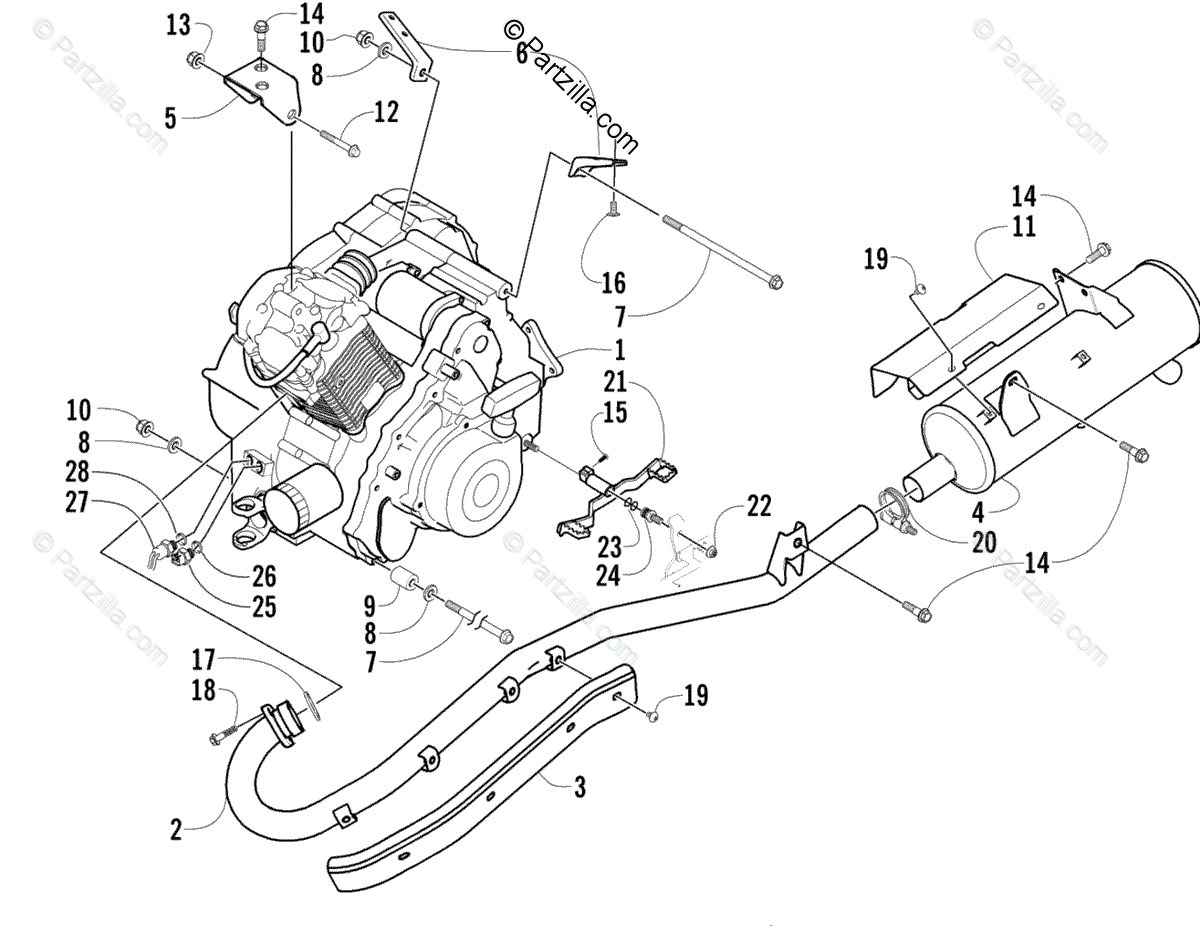 [DIAGRAM] 2006 Arctic Cat 400 Wiring Diagram FULL Version