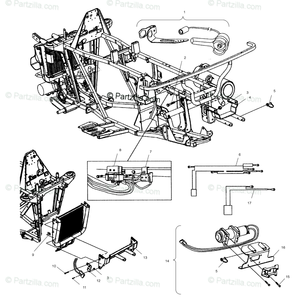 [DIAGRAM] 2002 Polaris Sportsman 500 Winch Wiring Diagram