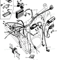 honda motorcycle models with no year oem parts diagram for wire light wiring diagram cl72 wiring [ 936 x 1200 Pixel ]