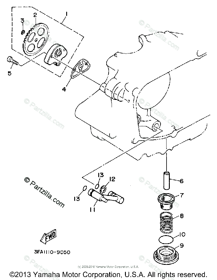 Wiring Diagram: 32 Yamaha Breeze Parts Diagram