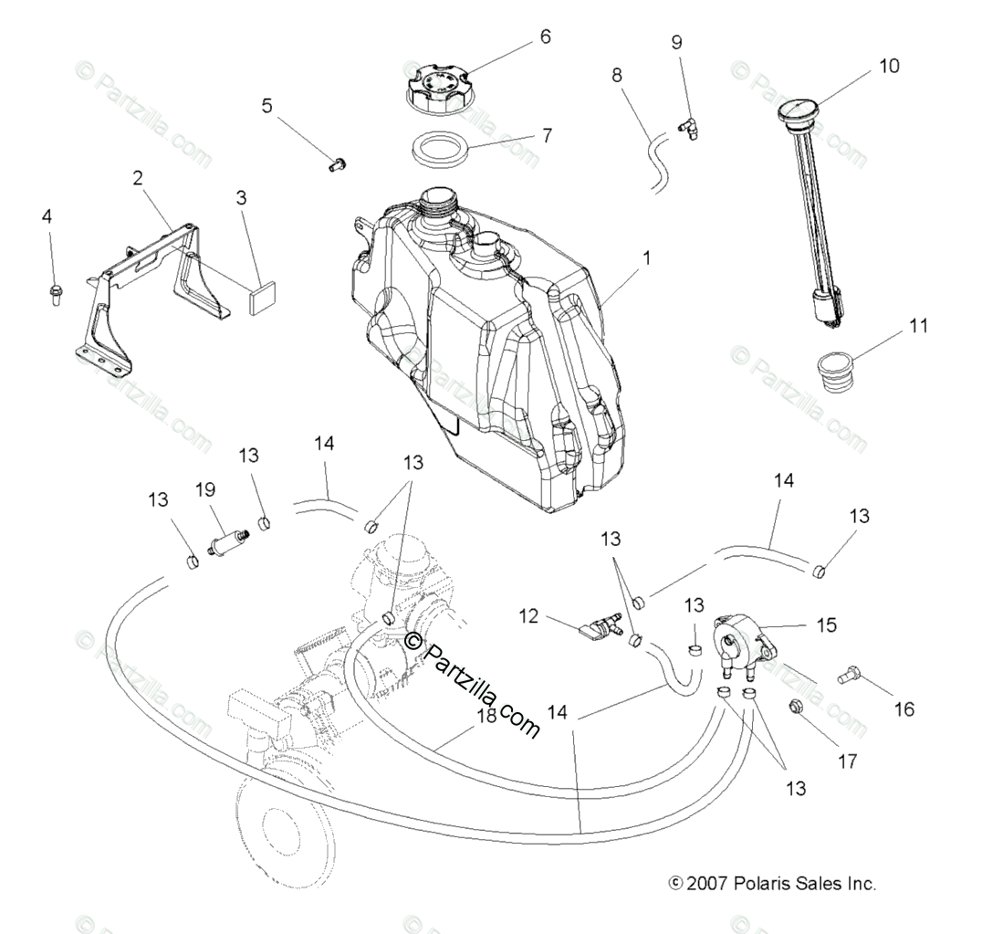 110 Atv Wiring Schematic