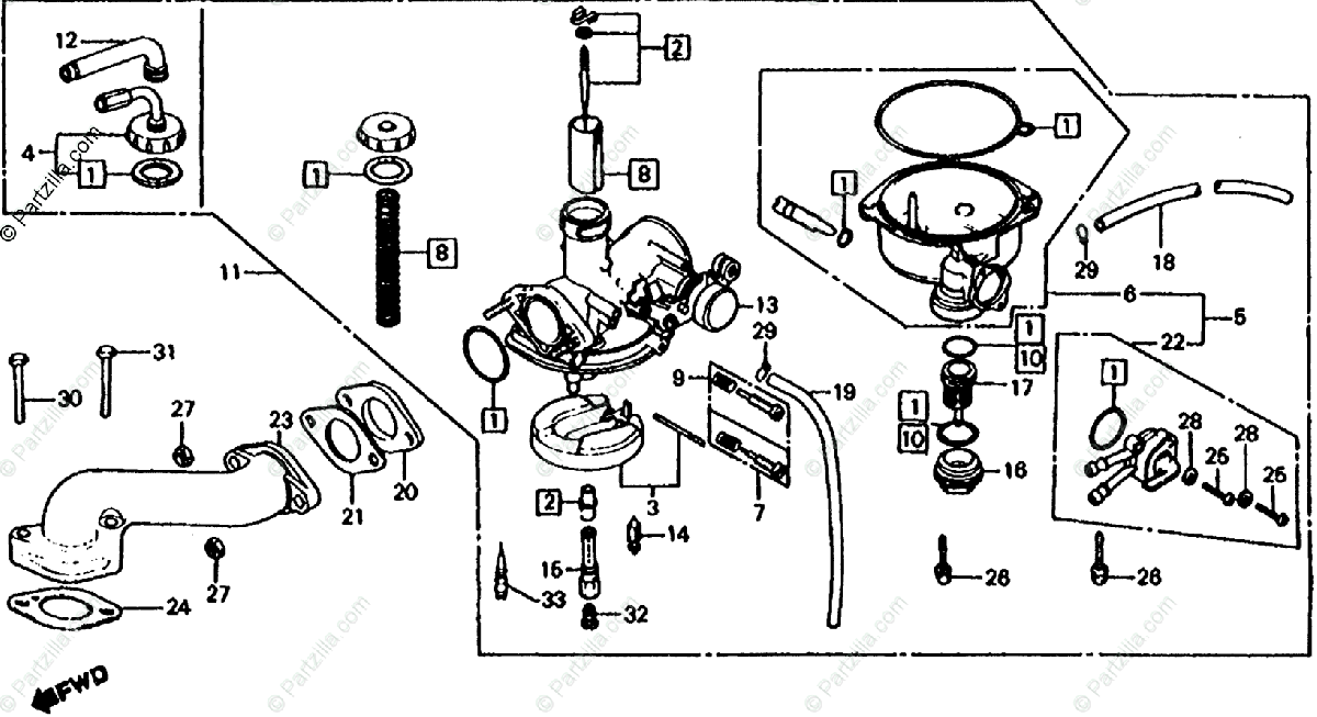 Honda Trx 125 Wiring Diagram Find Image Into This Blog For