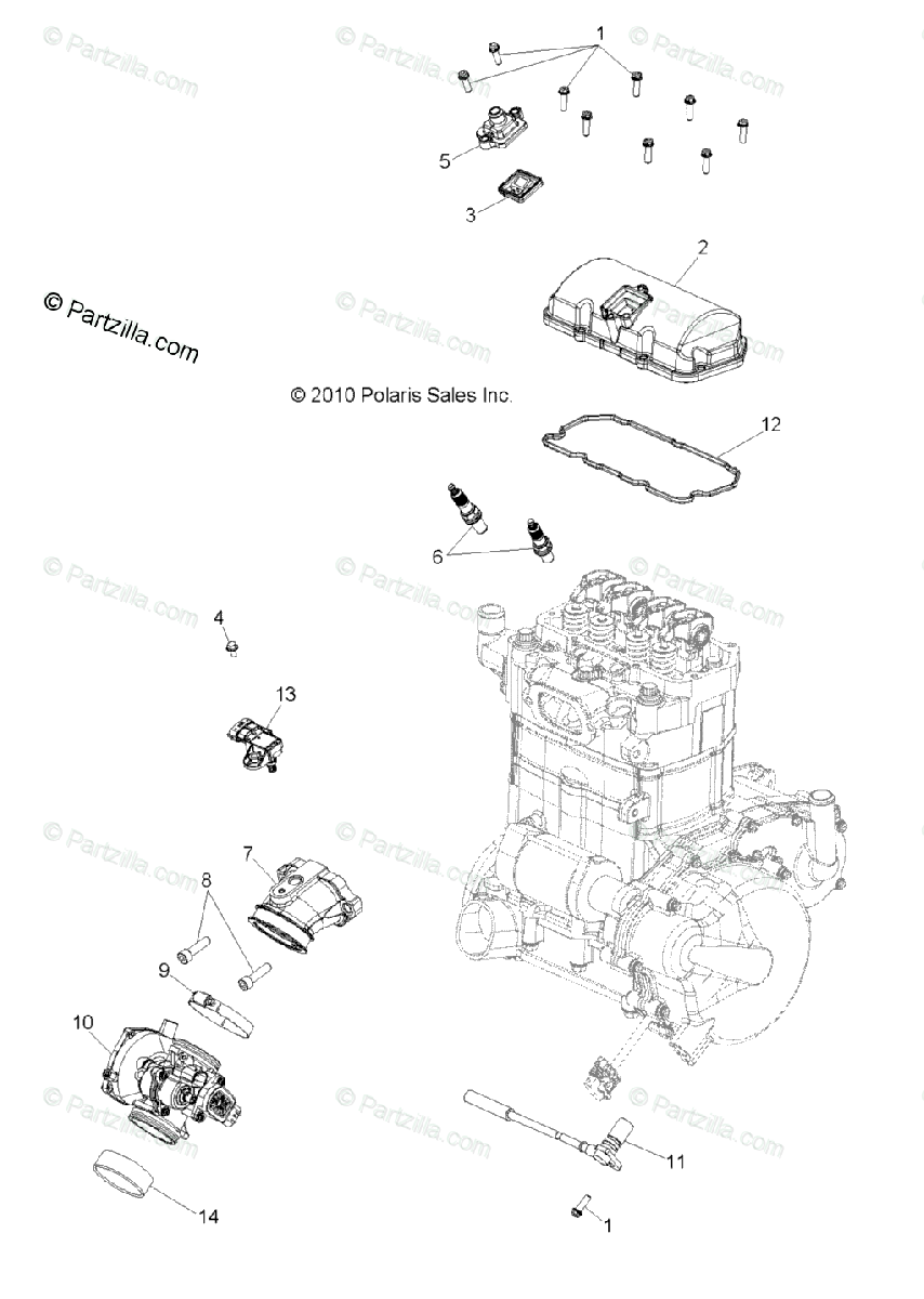 Wiring Diagram For Polaris Ranger 800 Xp 800 Xp