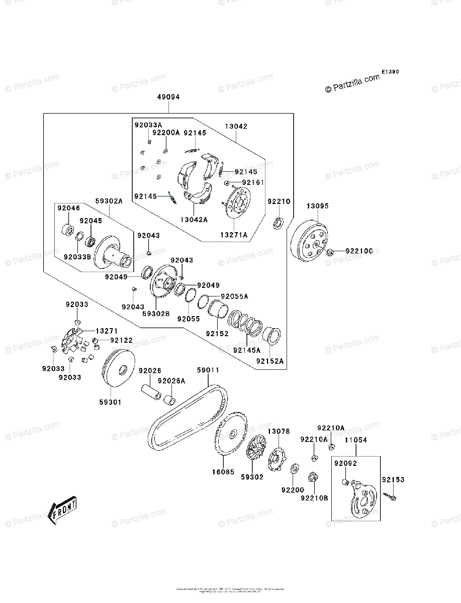 [DIAGRAM] Wiring Diagram For 2003 Kfx FULL Version HD