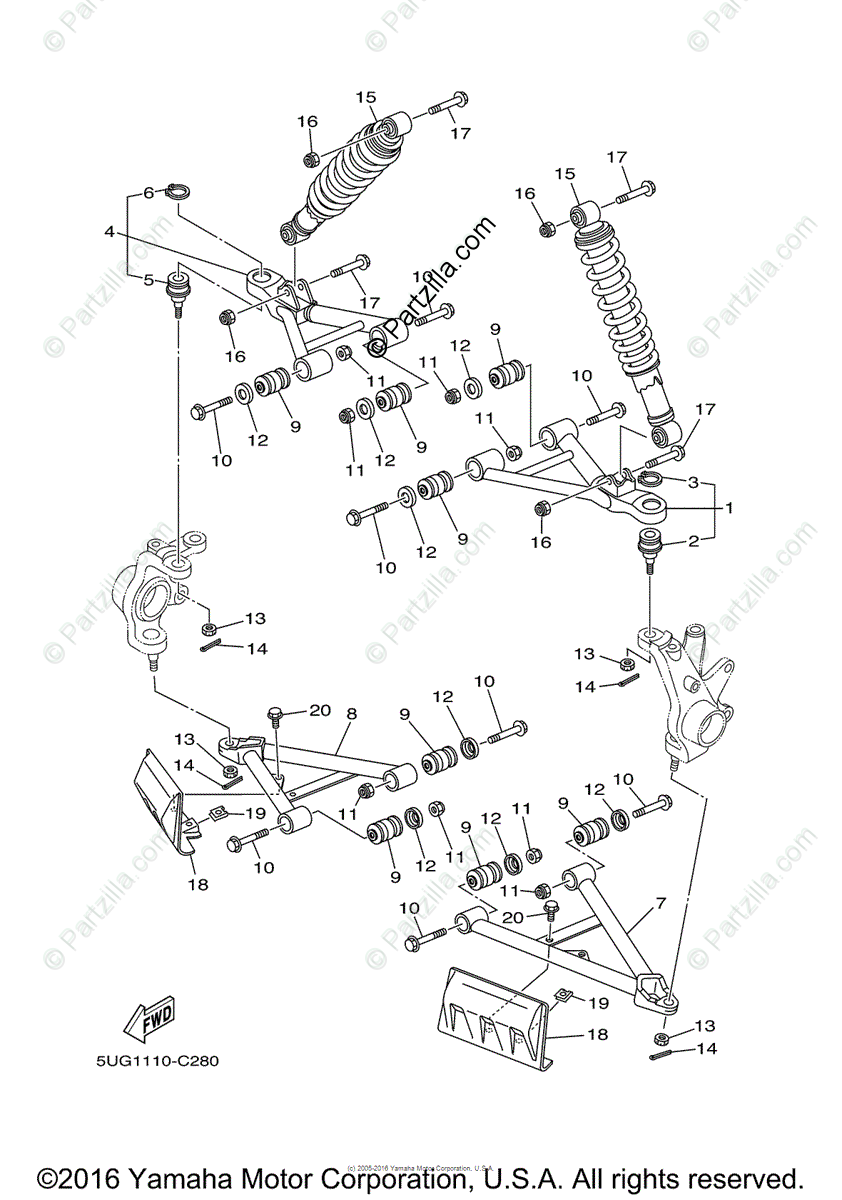 [DIAGRAM] Yamaha Rhino 450 Wiring Diagram Picture FULL