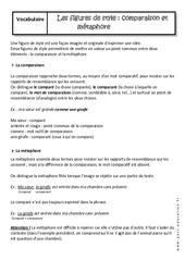 Exercice Figure De Style 1ere : exercice, figure, style, Figures, Styles, Secondaire, Exercices, Cours, évaluation, Révision