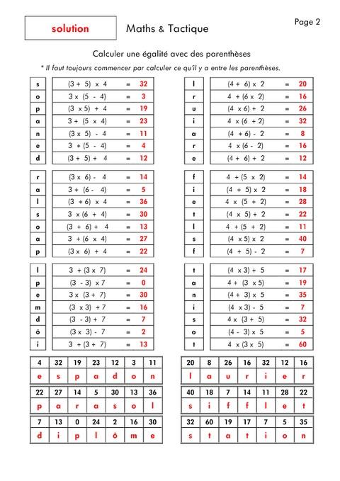 Tout Pour Le Calcul Mental Cm1 : calcul, mental, Calcul, Ludique, Mathmatiques, Cycle, Education