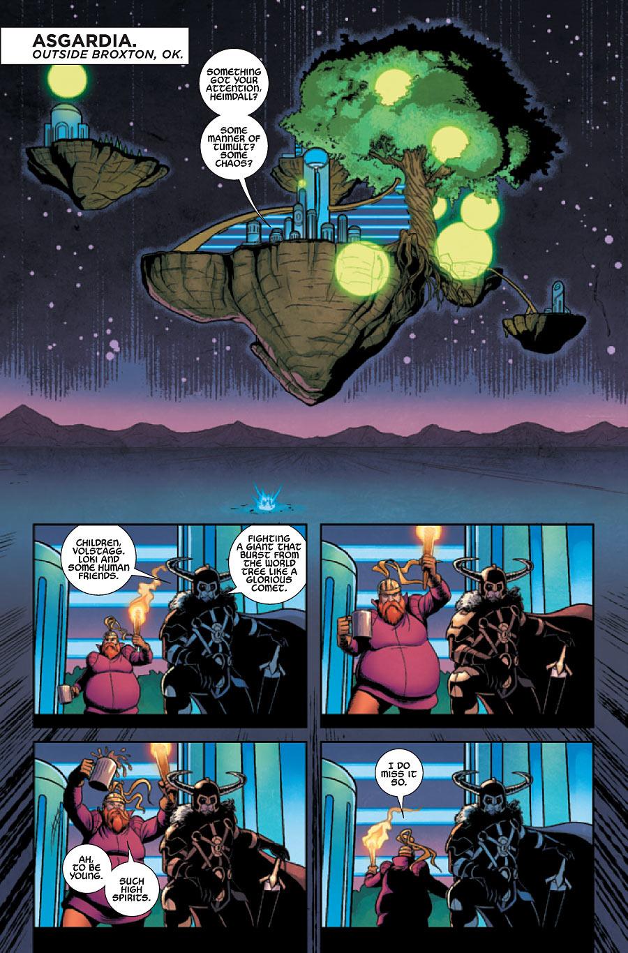 Young Avengers 13 by Kieron Gillen Jamie McKelvie