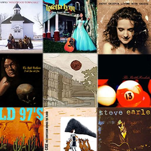 The 50 Best Alt-Country Albums of All Time