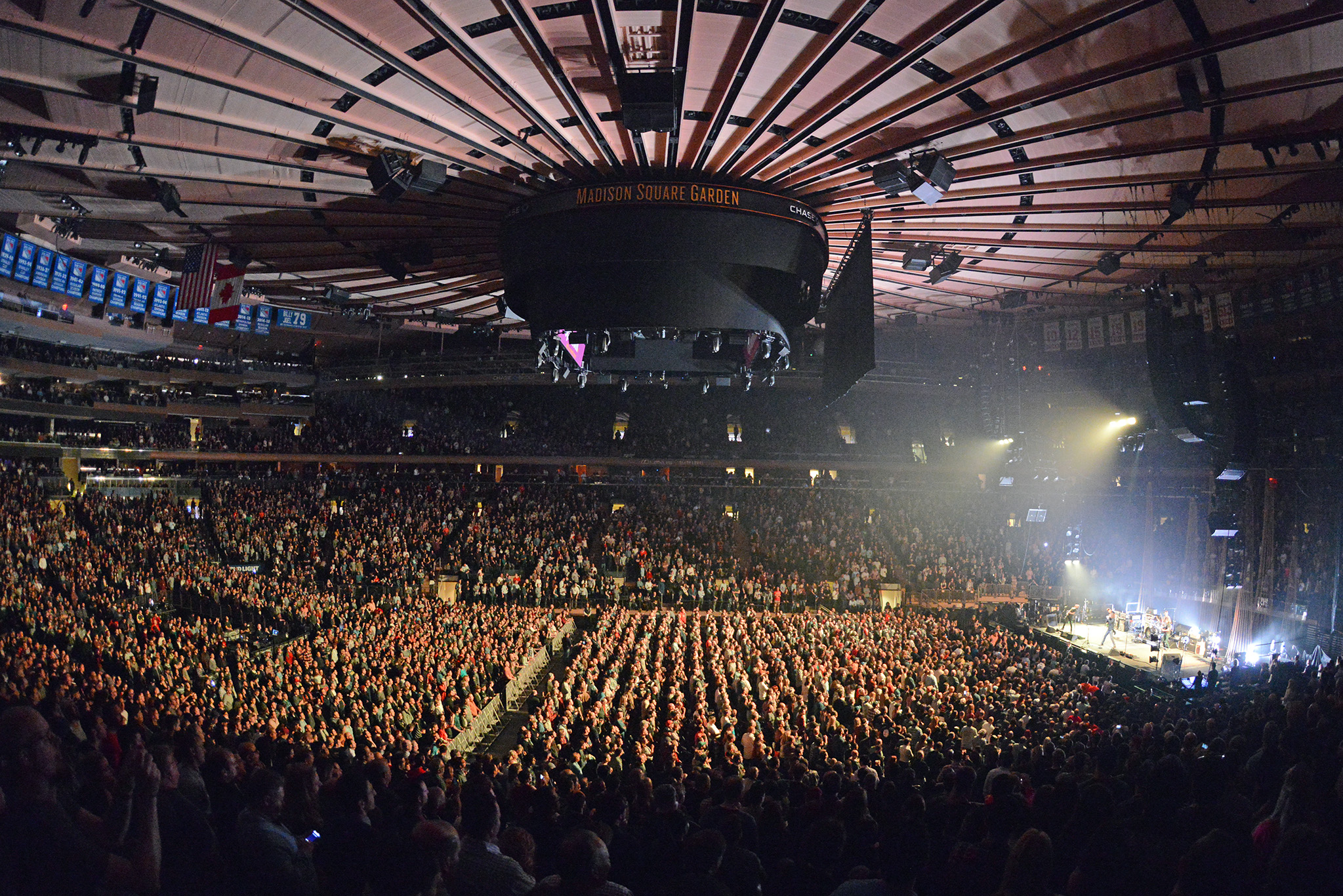 Temple of the Dog at Madison Square Garden  Music
