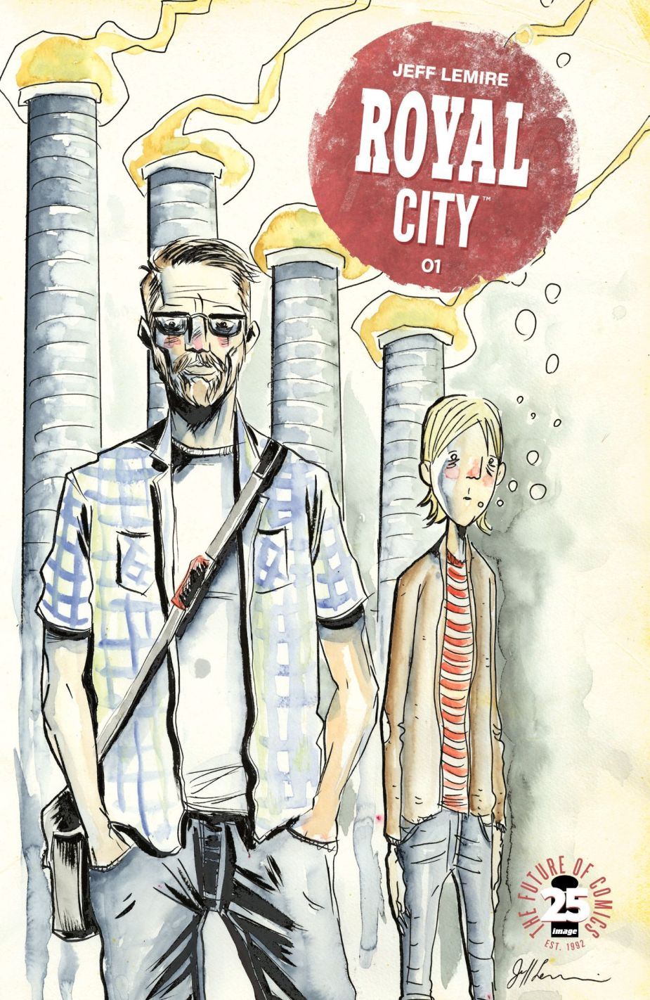 Image result for Royal city comic