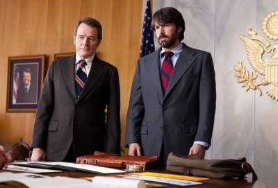 Ben Affleck's political thriller Argo is the Best Picture frontrunner at the 2013 Oscars