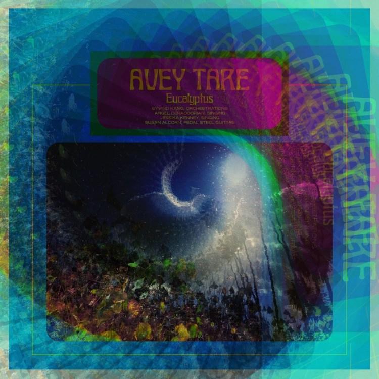 Avey Tare's Eucalyptus album cover