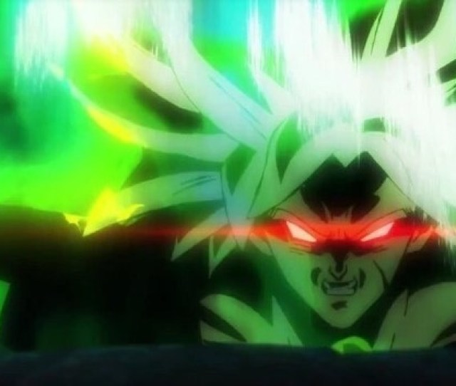 Behold The English Dubbed Trailer For Dragon Ball Super Broly