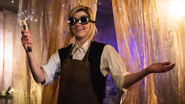 Resultado de imagem para doctor who Jodie Whittaker