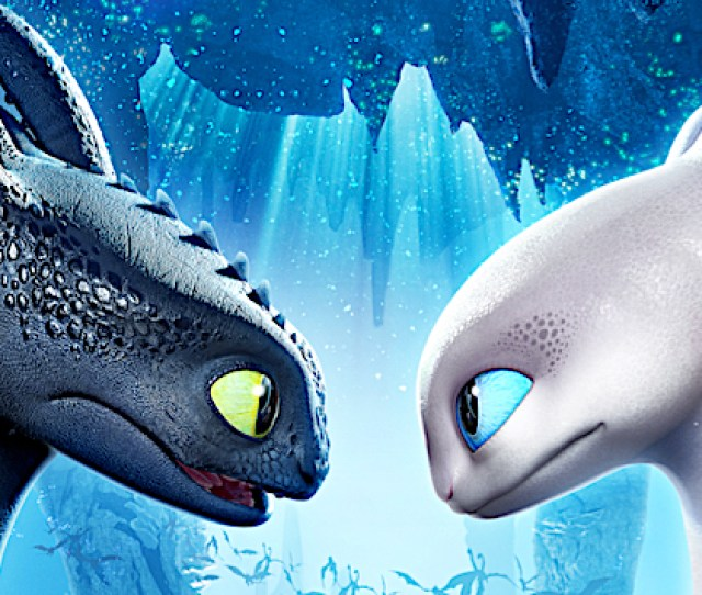 How To Train Your Dragon 3 Gets First Poster