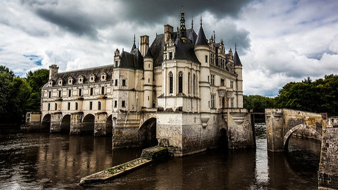 The Bucket List 7 Famous French Chateaus  Travel  Galleries  Paste