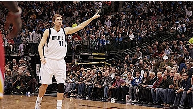 <i>Nowitzki: The Perfect Shot</i>