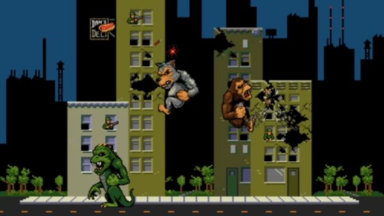 Image result for rampage arcade