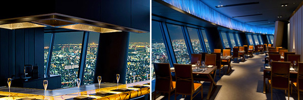 The Bucket List: 10 Sky-High Restaurants :: Travel :: Lists :: restaurants :: Paste