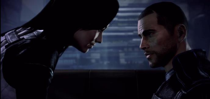 The Best Mass Effect Romances  Games  Lists  Mass